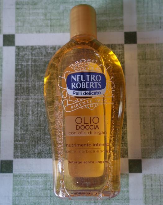 ニュートロ・ロバーツのシャワーオイル