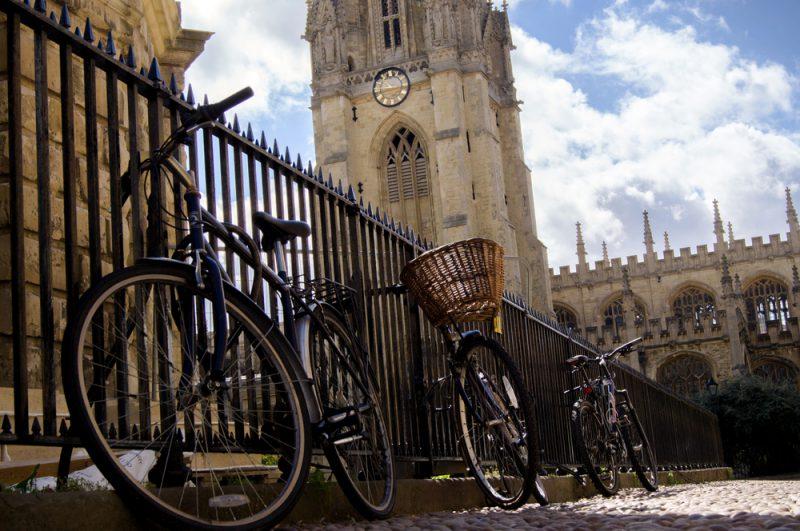オックスフォードへロンドンからの行き方