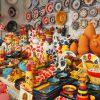 スペイン陶器や絵付けタイルをハネムーンのお土産に!バレンシアの陶器市