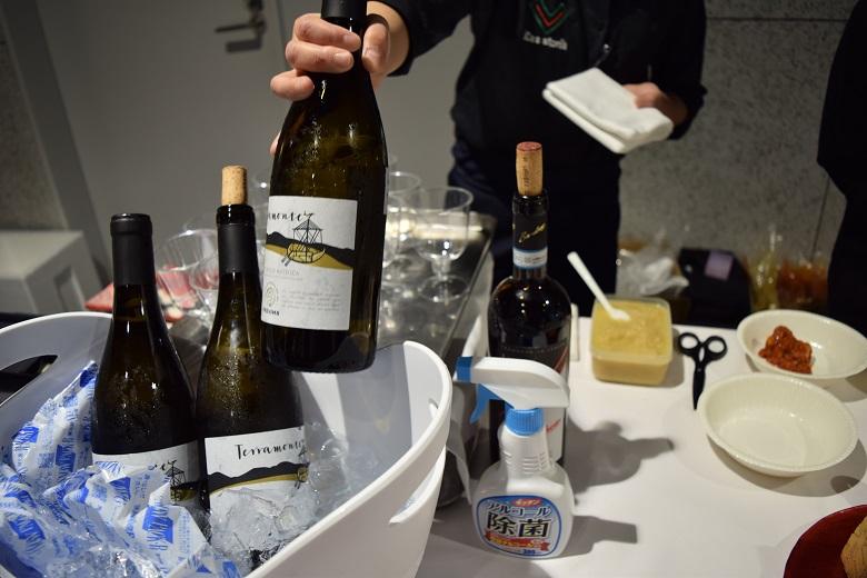 イタリアワインもたくさんの種類があって選べない