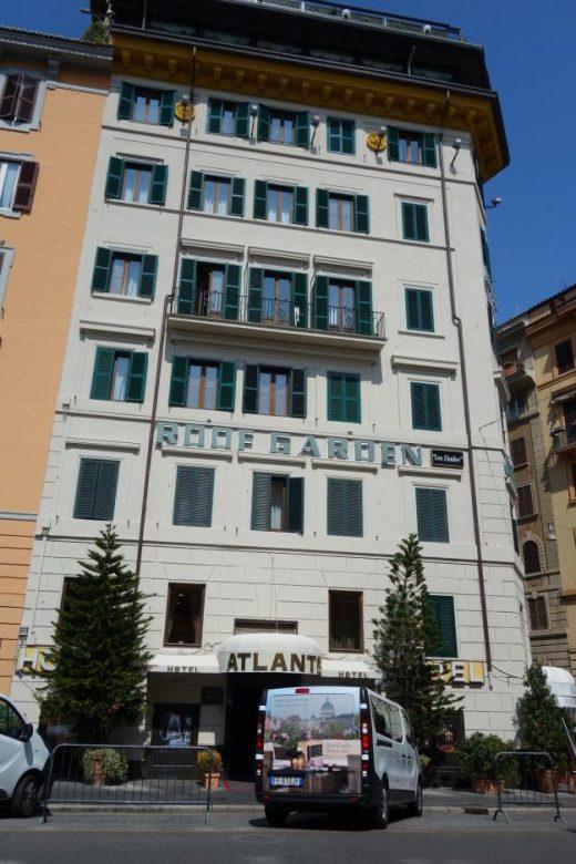 「アトランテ・スター・ホテル(Atlante Star Hotel)」