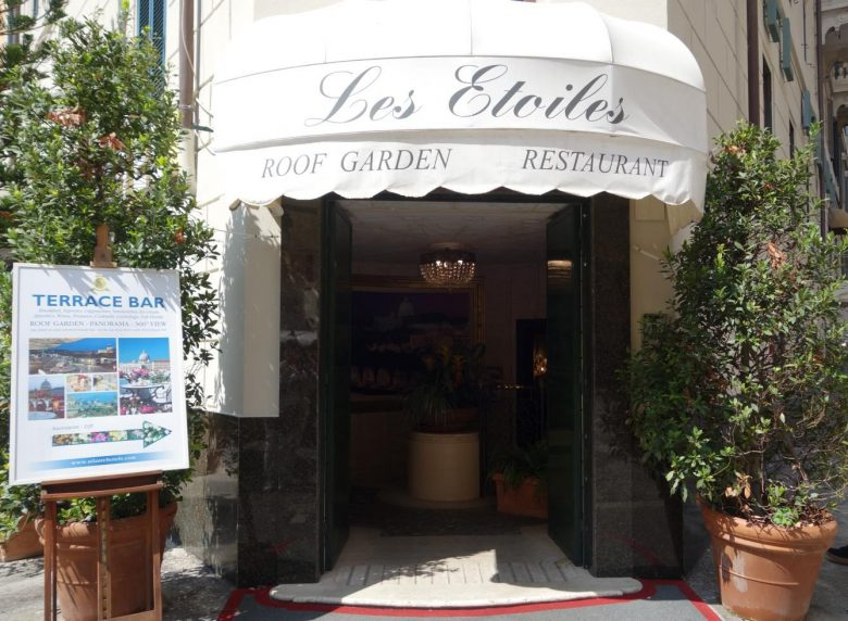 レゼトワール(Les Etoiles)というレストランもあり