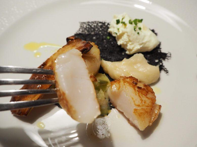 メイン1:お魚料理