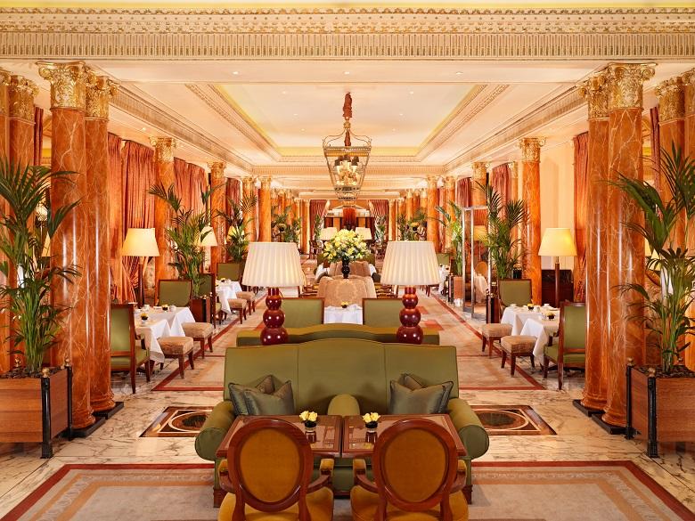 ロンドンにあるホテル「ザ・ドーチェスター」