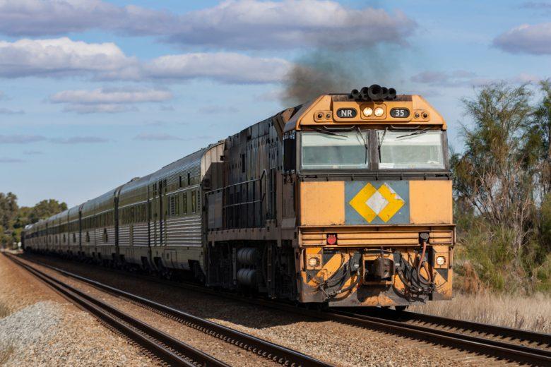 オーストラリア横断鉄道「インディアンパシフィックトレイン」