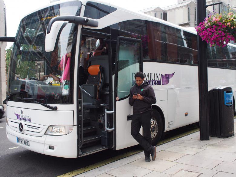 英国政府観光庁主催のプレミアツアー