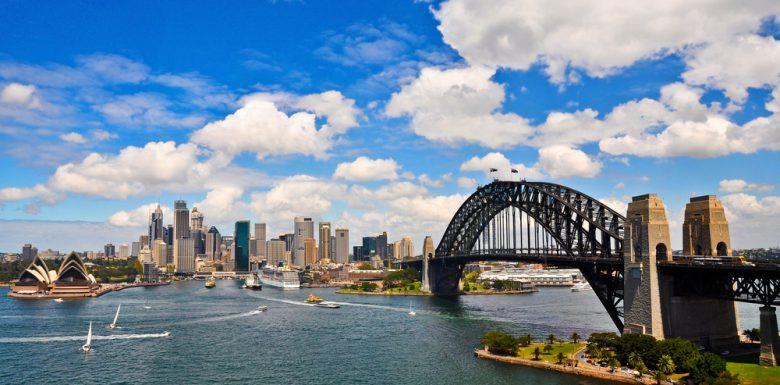 シドニーの港