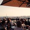 エッフェル塔もパリ市街も一望!ハネムーンで行くべし18区の絶景屋上テラスバー