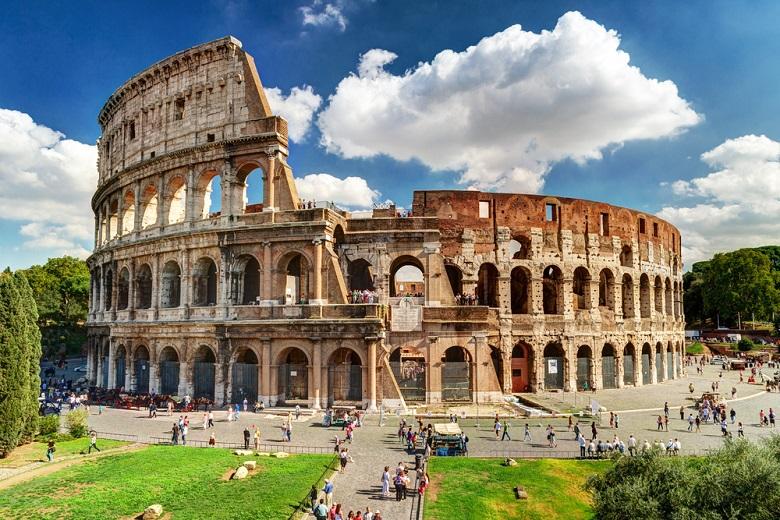 世界遺産・コロッセオ