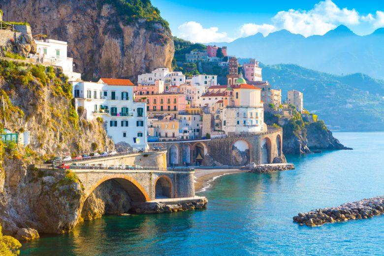 イタリア・アマルフィ
