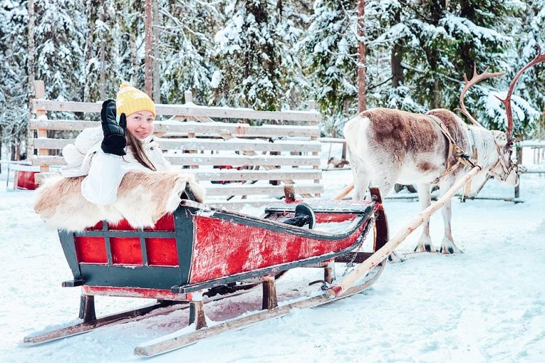 フィンランドへハネムーン