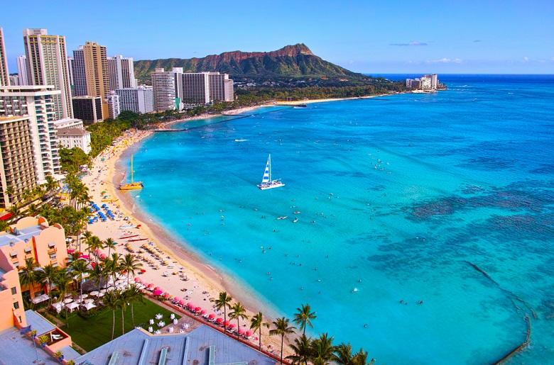 海外初心者におすすめのビーチリゾート・ハワイ