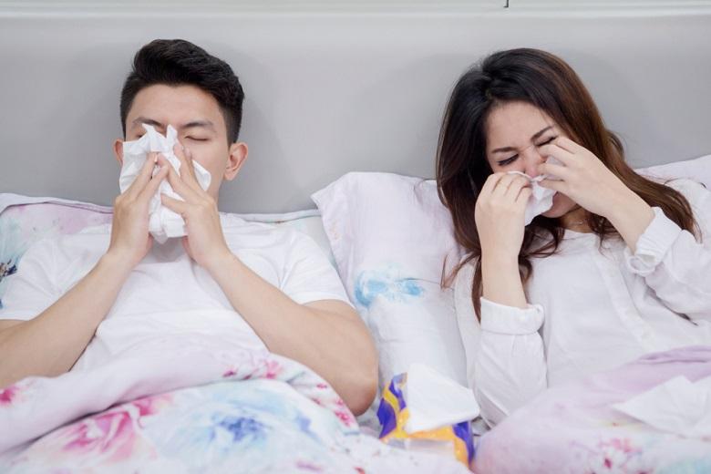 常にインフルエンザに注意すべきおきなわ