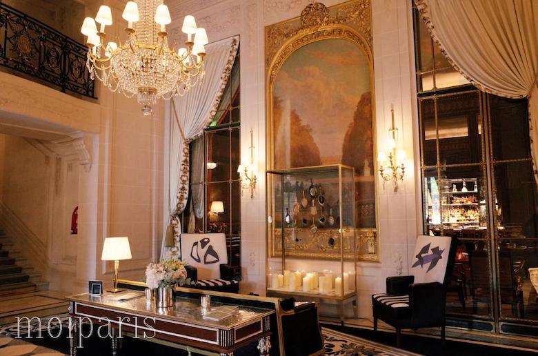パリ随一の最高級パラスホテル