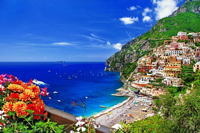 南イタリア・アマルフィ海岸