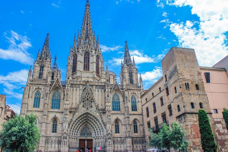 スペイン・サグラダファミリア教会