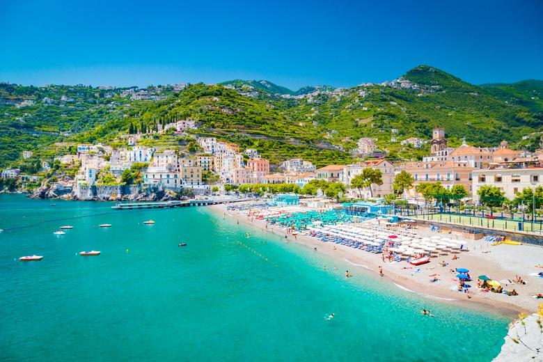 南イタリア・サレルノ