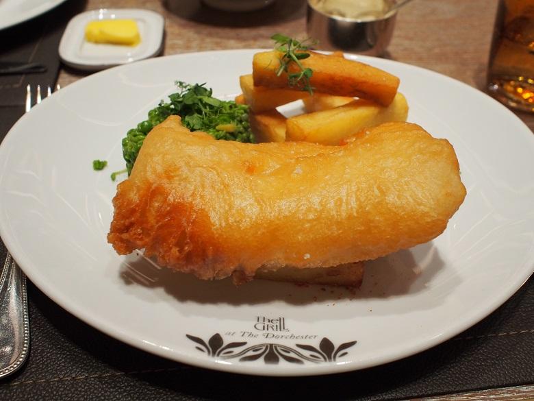 イギリスの代表料理フィッシュ・アンド・チップス