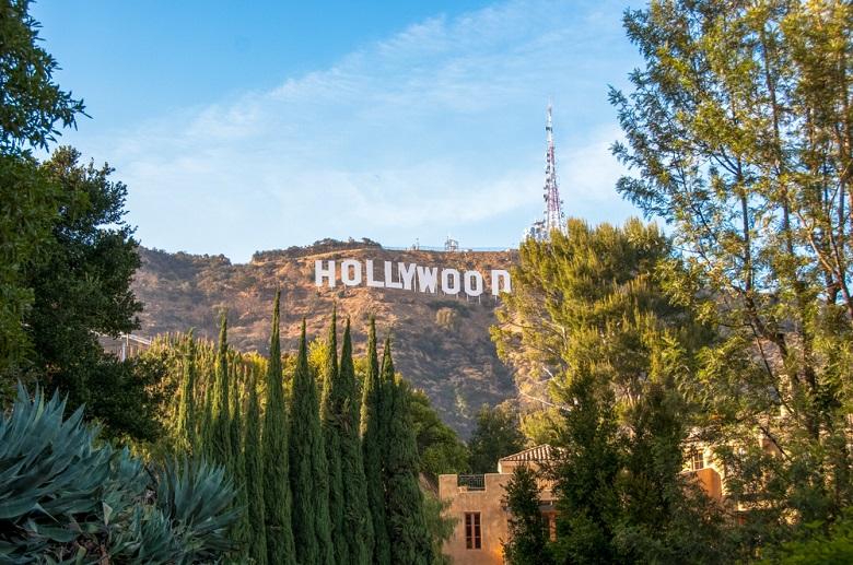 ロサンゼルス経由でタヒチハネムーン