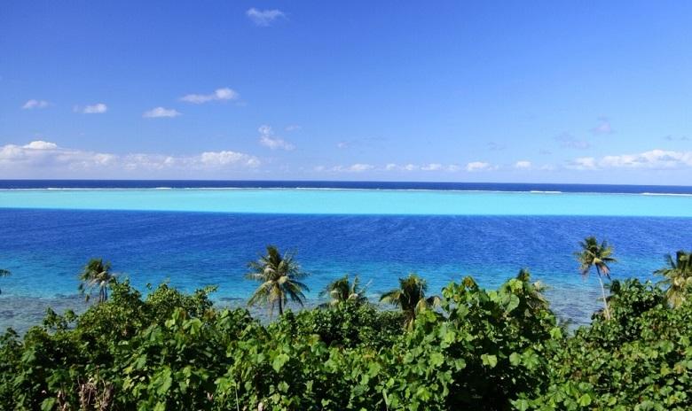 タヒチの穴場・フアヒネ島