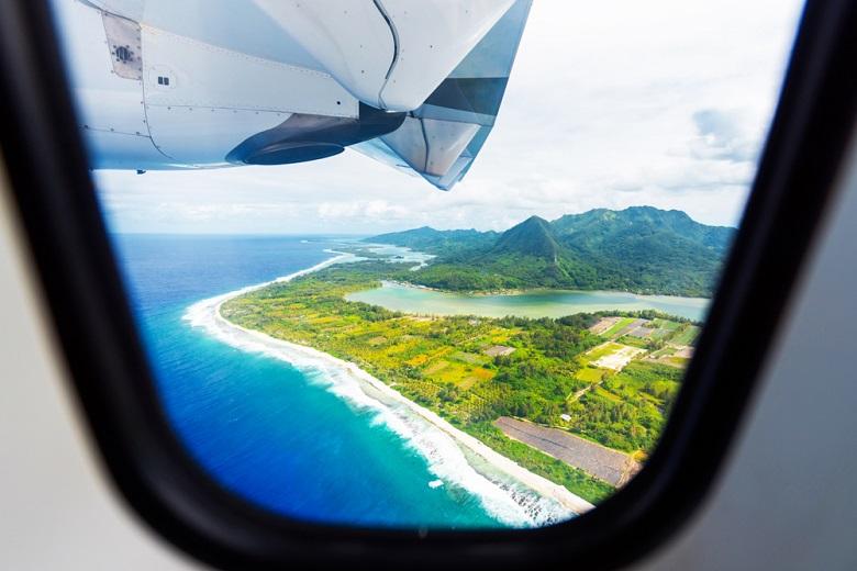 フアヒネ島へのアクセス