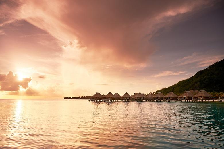 タヒチハネムーンおすすめプランボラボラ島滞在