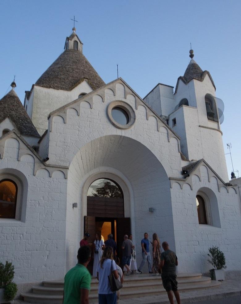 サンタントニオ教会
