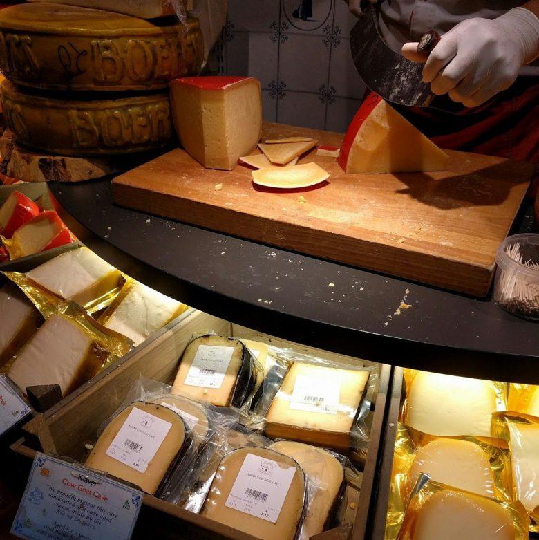チーズ大国オランダ