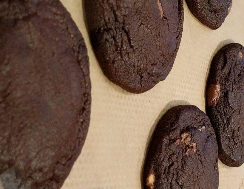 オランダのチョコクッキー