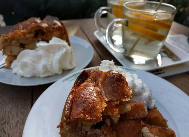 オランダはリンゴケーキがおいしい