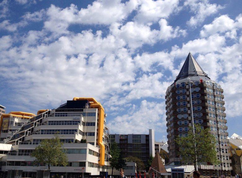 オランダ第2の都市ロッテルダム