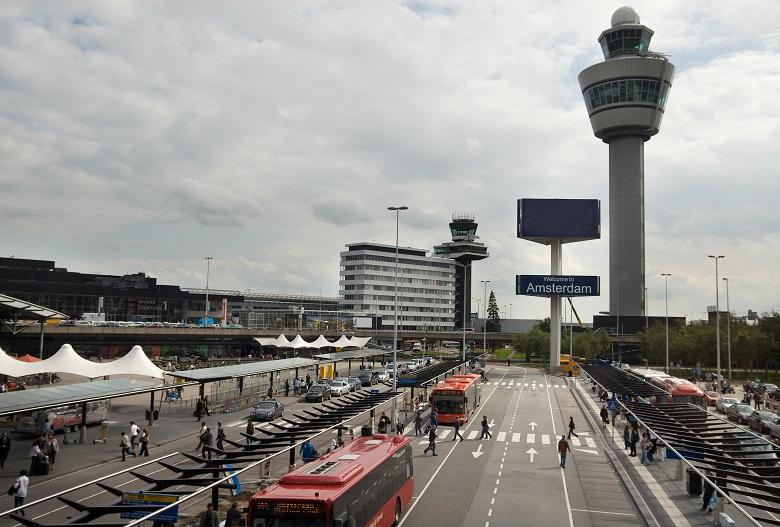 アムステルダムまでの行き方