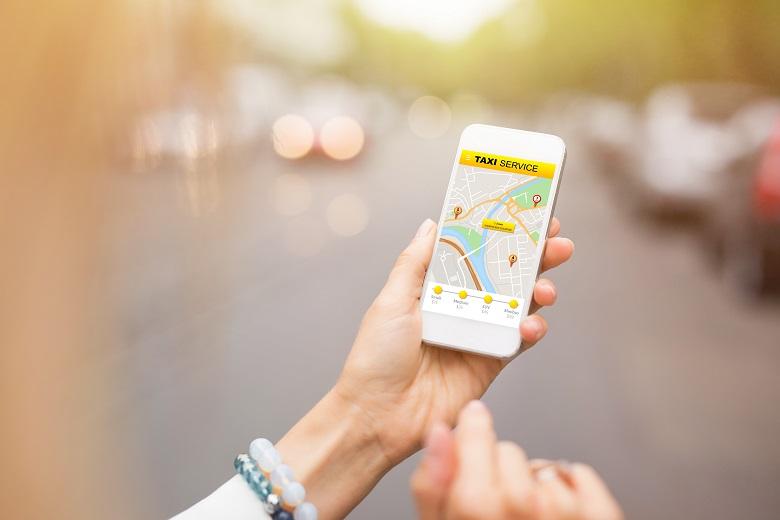 タクシーを呼ぶアプリ「ウーバー」もおすすめ