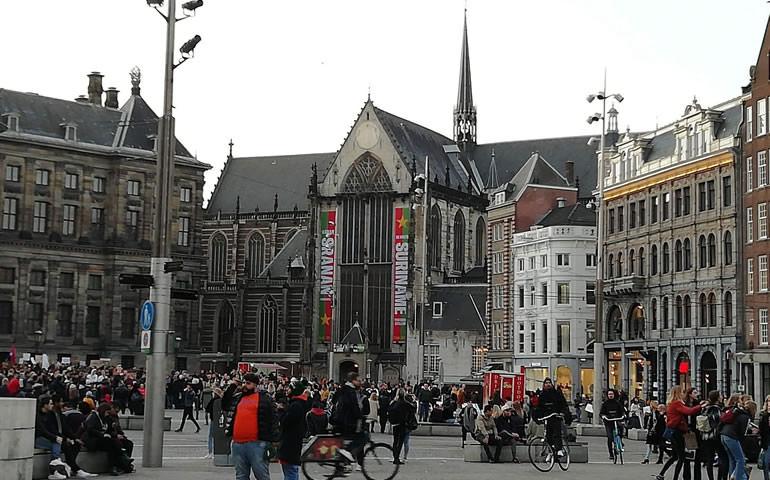 「オランダ満喫トランジットツアー」撮影スポット巡り
