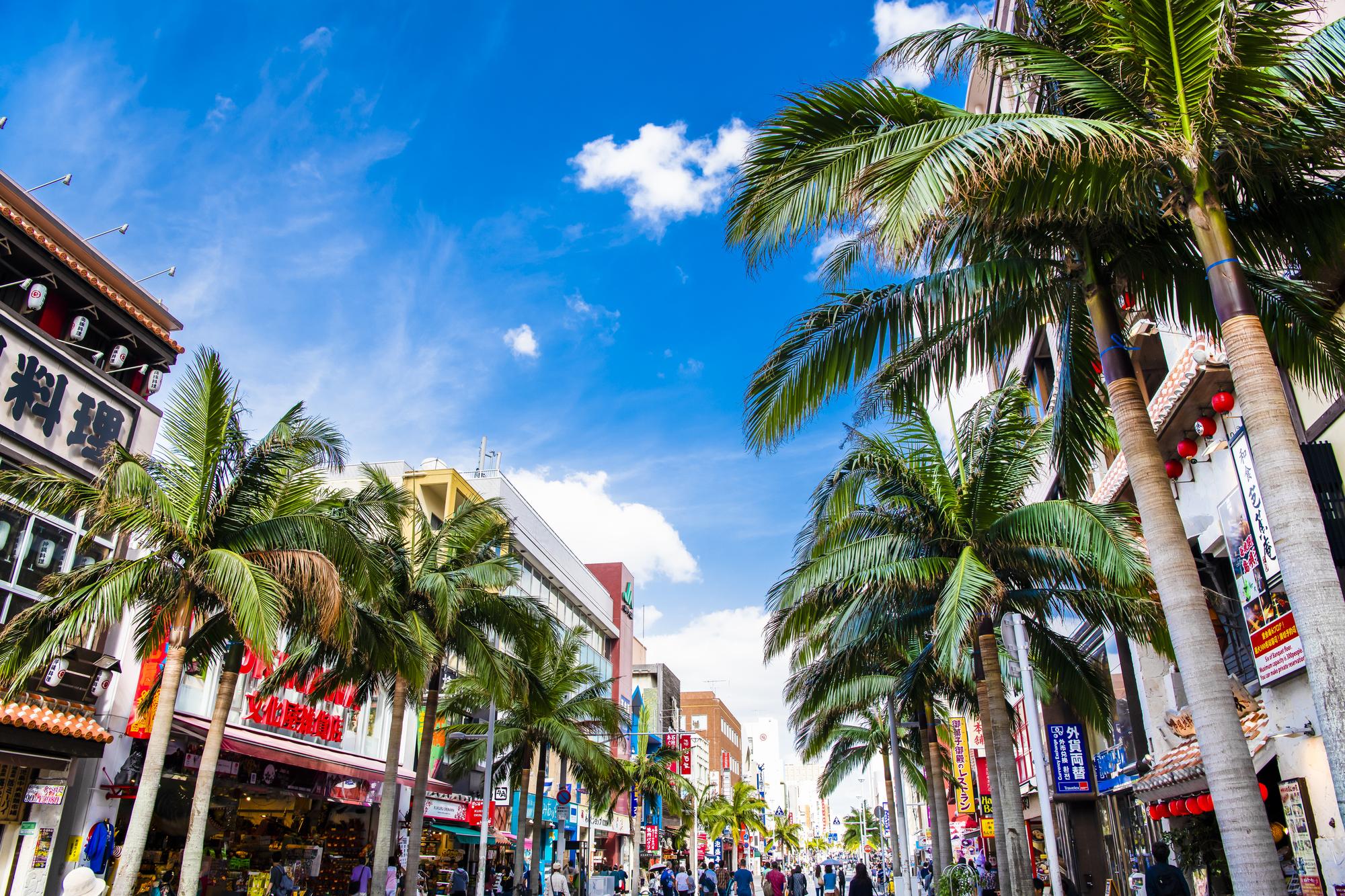 沖縄、ハネムーン、年末年始