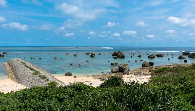 3月の沖縄