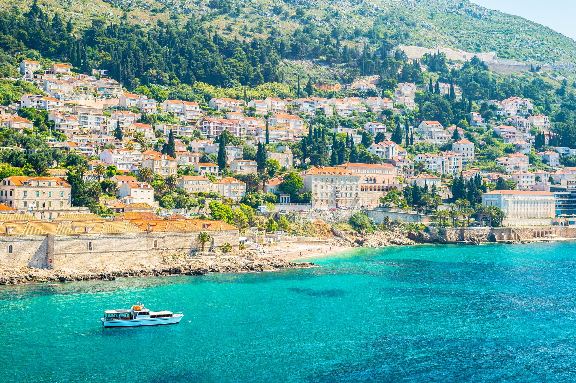 地中海リゾート
