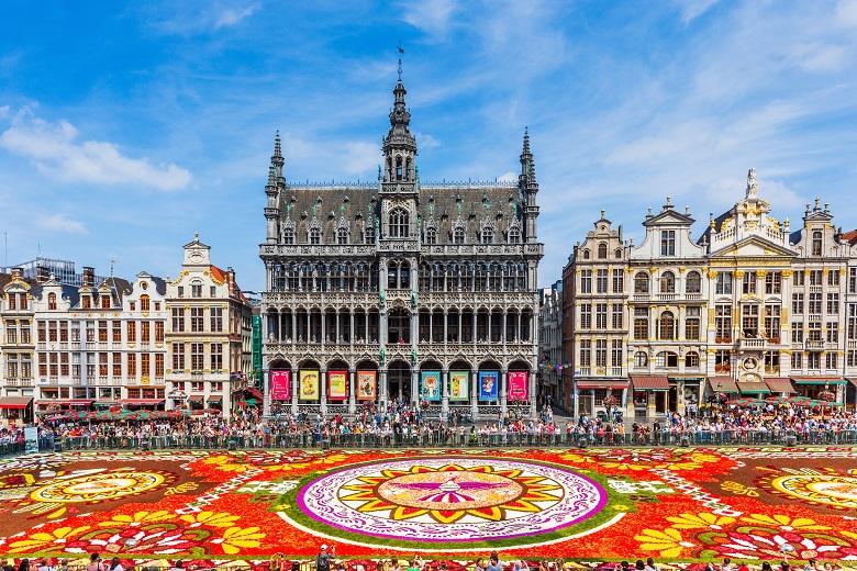 ベルギーの首都・ブリュッセル