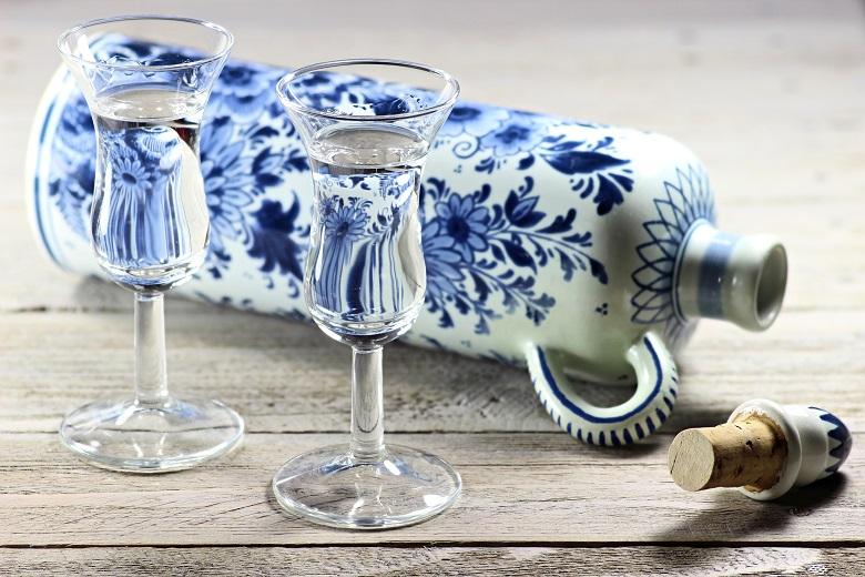 オランダの蒸留酒・Jenever