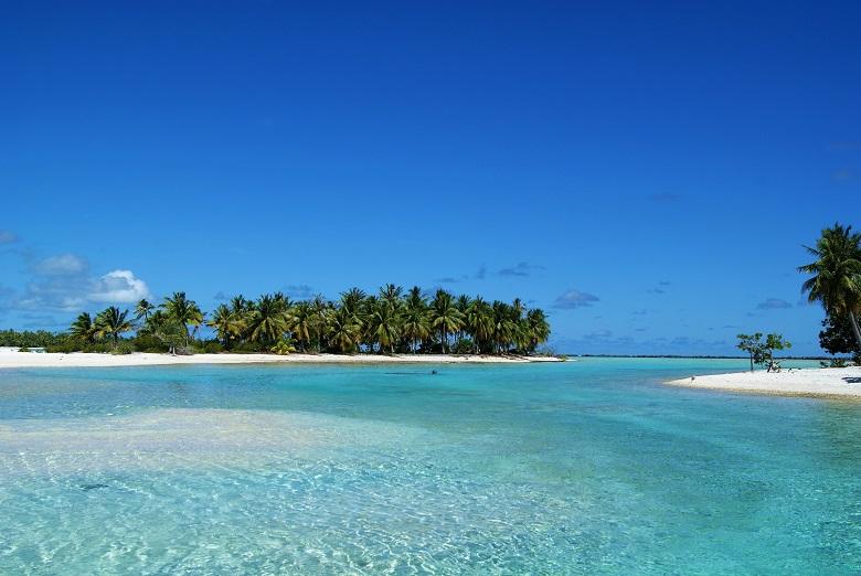 ランギロア島に1週間滞在