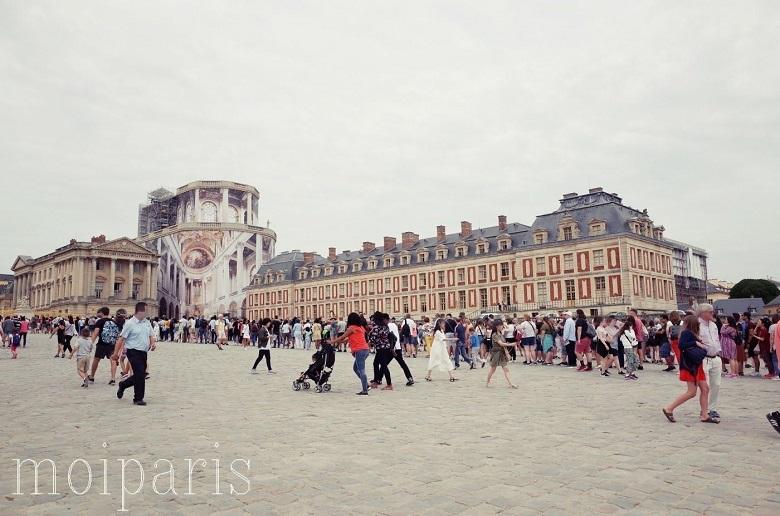 ヴェルサイユ宮殿のおすすめのチケット購入方法