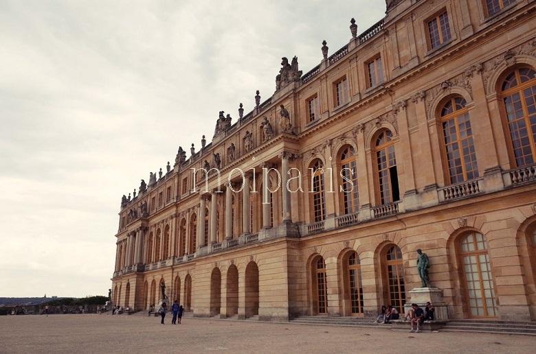 ヴェルサイユ宮殿への行き方