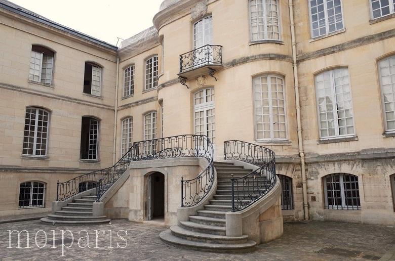 デュ・バリー夫人の邸宅2