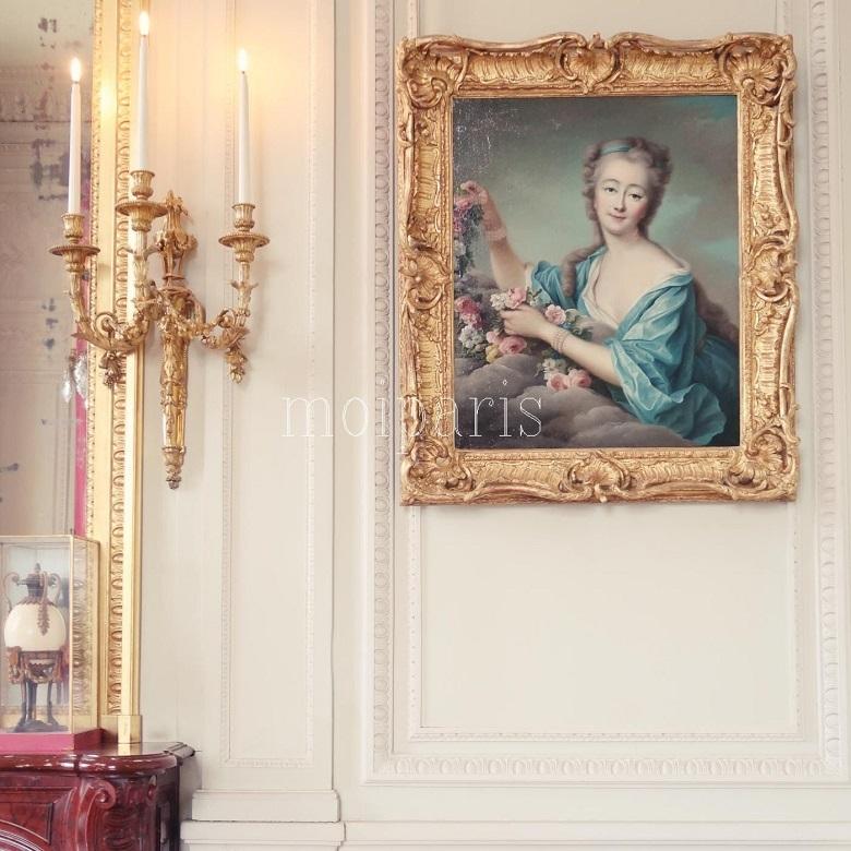 デュ・バリー夫人の肖像画