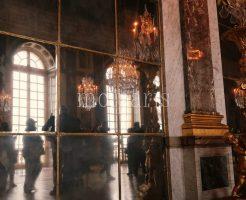 ハネムーンで行きたいヴェルサイユ宮殿