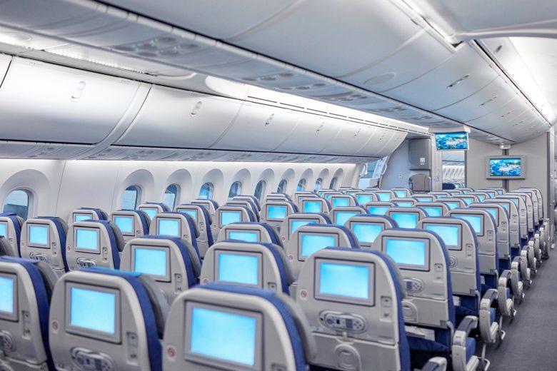 飛行機の座席カテゴリーについて