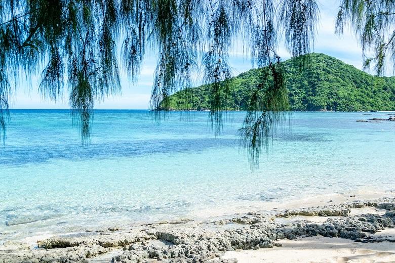 フィジーの離島を紹介