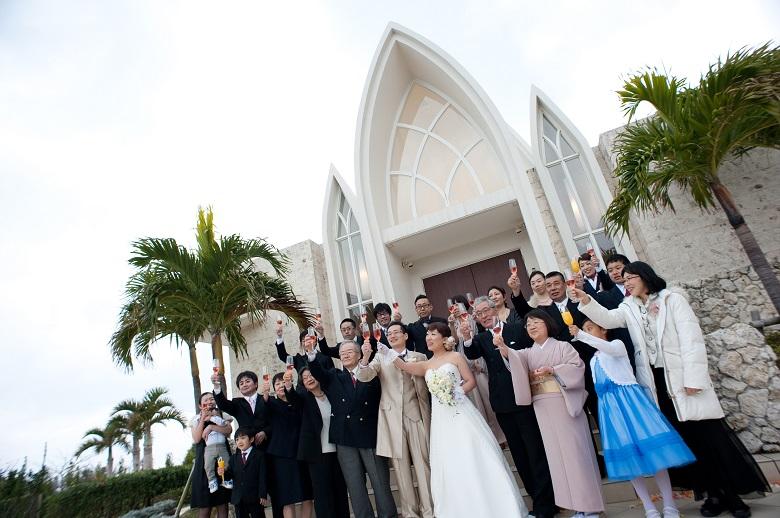 沖縄人お結婚式にびっくりまとめ