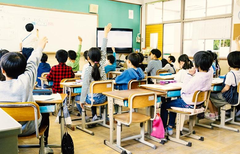 小学校も授業を再開