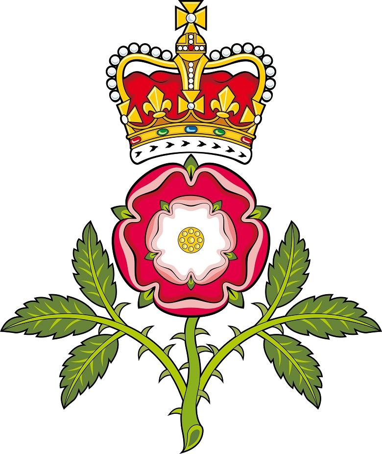 チューダーローズの紋章